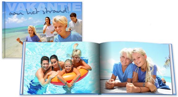 Fotoalbum A4 Hardcover Liggend