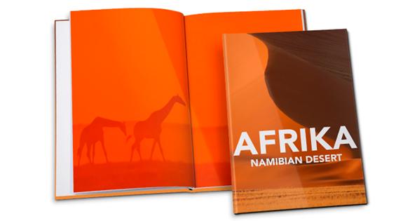 Fotoalbum van Afrika